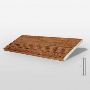 Decor System Panel Elewacyjny Drewnopodobny Tik